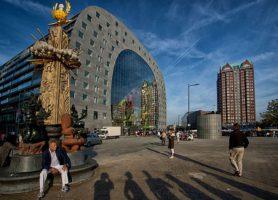 Rotterdam: découvrez le paradis d'Érasme