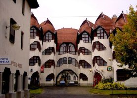 Sárospatak: une ville hongroise au charme envoûtant