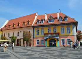 Sibiu: découvrez cette perle culturelle d'Europe