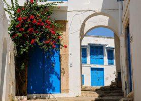 Sidi Bou Saïd: la villégiature de vos rêves