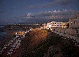 Sidi Ifni: un espace entre mer et montagnes