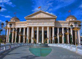 Skopje: la splendide capitale de la Macédoine