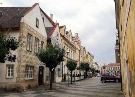 Slavonice: au cœur d'une magnifique et riche localité