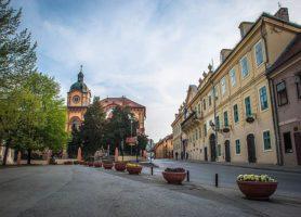 Sremski Karlovci: le petit village au reflet pittoresque