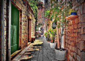 Stari Grad: la plus ancienne cité croate