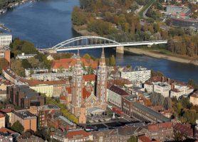 Szeged: découvrez cette éblouissante cité hongroise