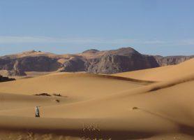 Tadrart rouge: atteignez le nirvana dans ce désert
