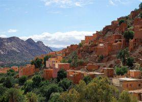 Tafraoute: une incursion au cœur de l'Atlas