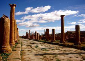 Timgad: découvrez la cité romaine d'Afrique