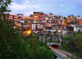 Veliko Tarnovo: l'emblématique cité antique bulgare!