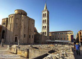 Zadar: la splendide ville aux mille attractions