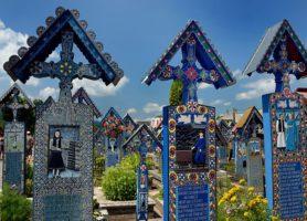 Săpânța: au cœur d'une ville roumaine qui vaut la peine d'être visitée