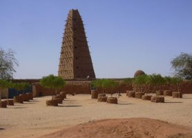 Agadez: une ville désertique remarquable