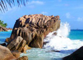 Anse Patates: la somptueuse plage de l'île de la Digue