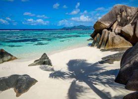 Anse Source d'Argent: l'éden seychellois