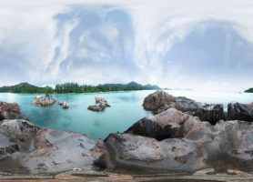 Anse Volbert: escale sur la plus féérique plage de Praslin