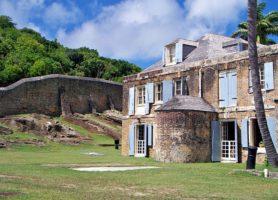 chantier naval d'Antigua: l'emblématique vestige britannique!