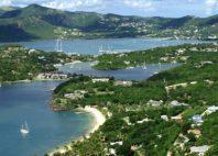 chantier naval d'Antigua