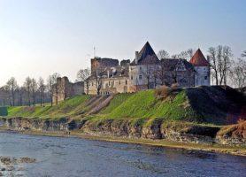 Château de Bauska: un inépuisable trésor