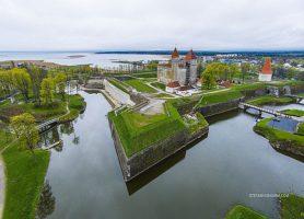 Château de Kuressaare: le palace estonien