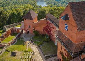Château de Turaida: le séduisant château letton