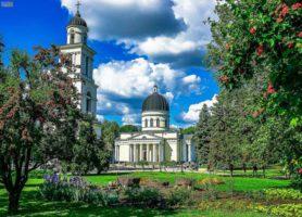 Chisinau: la splendide capitale de Moldavie