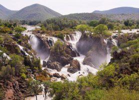 Chutes Epupa : de véritables merveilles naturelles