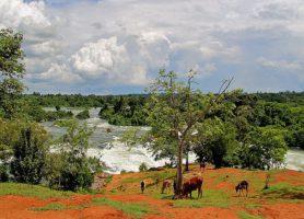 Chutes Itanda: des cascades uniques en leur genre