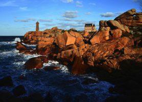 Côte de Granit rose : le beau paradis breton