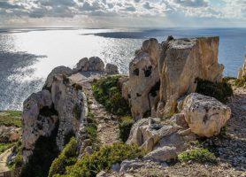 Falaises de Dingli: une destination incontournable de Malte