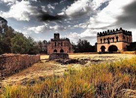 Fasil Ghebi : offrez-vous les remparts du roi