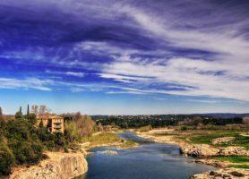 Gorges du Gardon: la rivière des merveilles