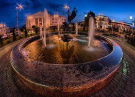 Homiel: au cœur d'une ville historique pleine de charme