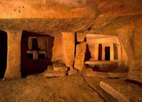 Hypogée de Ħal Saflieni: un exceptionnel monument souterrain