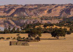 Lacs d'Ounianga: offrez-vous ces joyaux du Sahara