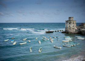 Mogadiscio: impressionnante capitale de la Somalie