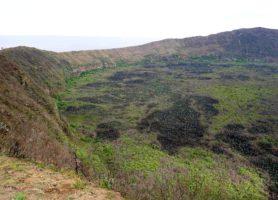 Mont Longonot: un éblouissant mont volcanique