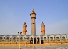Mosquée de Touba: un imposant édifice religieux de l'Afrique noire