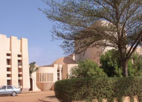 Niamey: la flamboyante capitale du sahel