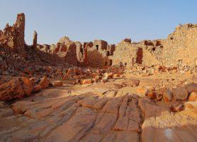 Ouadane: une importante cité de la Mauritanie
