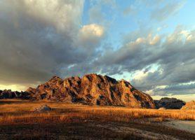 Parc national de l'Isalo: une œuvre remarquable de la nature