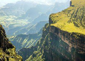 Parc national du Simien: le paradis de la corne de l'Afrique