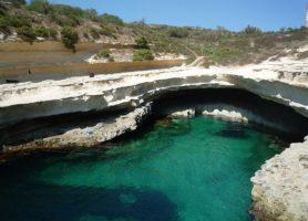 St. Peter's Pool: l'époustouflante piscine naturelle