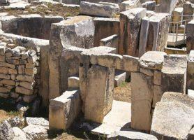 Temples de Tarxien: les premières constructions religieuses