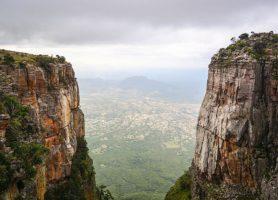 Tundavala: la 7e merveille de l'Angola