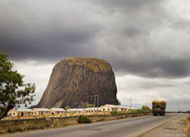 Zuma Rock: c'est sans conteste la mascotte d'Abuja