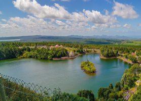 Grand Bassin: un magnifique site naturel sacré
