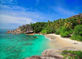 Île Félicité : découvrez cette superbe plage