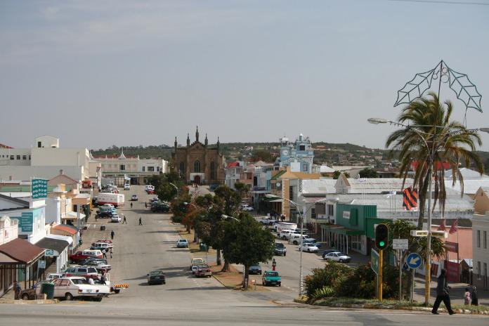 Grahamstown: au cœur d'une belle cité sud-africaine