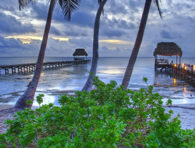 Ambergris Caye: une merveille des Caraïbes